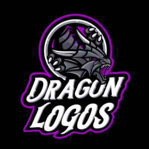 Dragon Logos- Debrau Design Studio