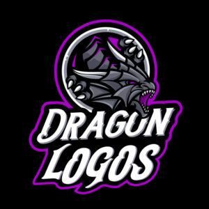 Dragon Logos- Debrau Design Studio