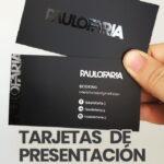 Tarjetas de presentación-Debrau Design Studio