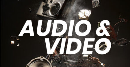 Audio y video - Debrau Design Studio